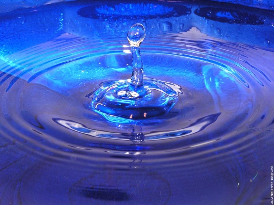 goutte d eau bleu a la recherche des v rit s perdues. Black Bedroom Furniture Sets. Home Design Ideas