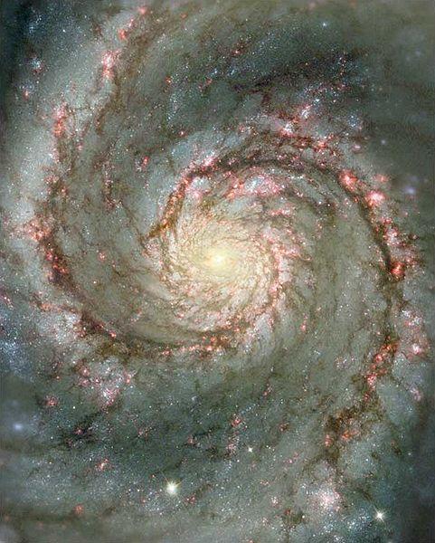 Images de mathématiques Galaxies