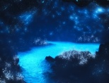 l'Abzu, monde des Abysses, où se rejoignent les eaux souterraines