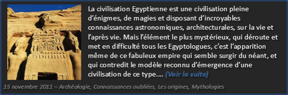 Des civilisations surgies du néant - Olivier Fargin