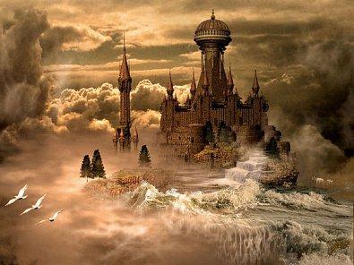 Anduruna, la demeure du ciel, lieu de naissance des Dieux