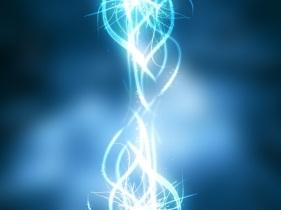 La lumière descend jusqu'à nous, pour nous inviter à la comprendre et à la suivre