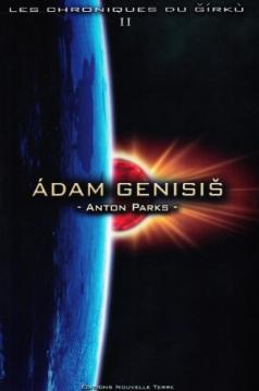Livre - Adam Genisis - AntonPark