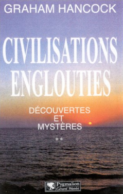 Livre - Civilisations englouties T2 - Hancock