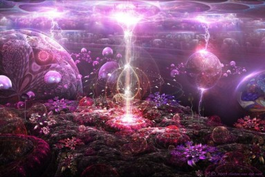 Structure fractale de consciences collectives et interconnectées