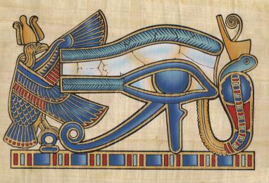 Œil d'Horus dont Thot en est le créateur