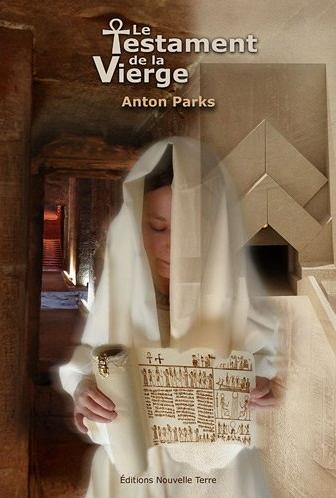 Livre - Le Testament de la Vierge - AntonParks