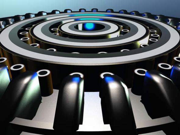 Le moteur autonome magnétique de Searl