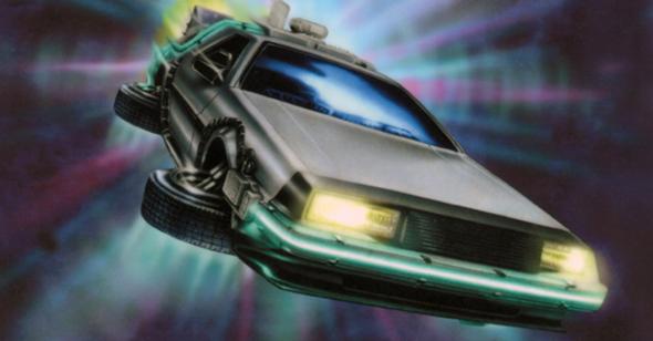 La voiture volante c'est pour quand ?