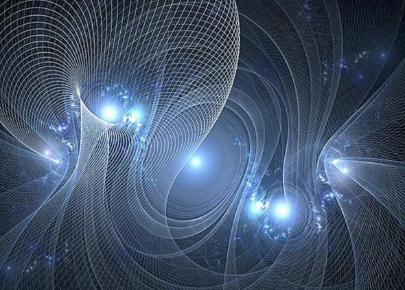 Le monde Akashique ressemble à ce que décrit la Mécanique Quantique